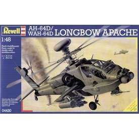 Revell Germany AH64D WAH64D UK/USAR 1:48 Scale Kit