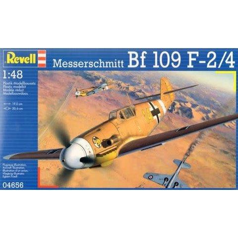 Bf109F-2/4 1:48 Kit