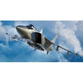 Trumpeter Model Kits MIG31M FOXHOUND 1:72 Kit