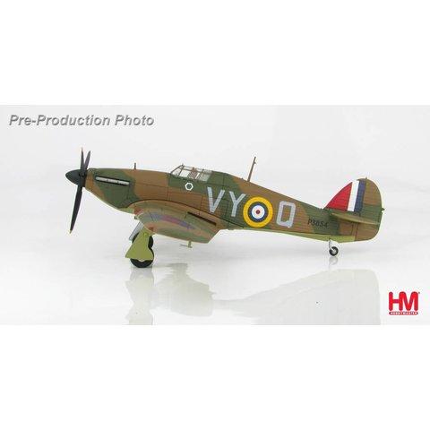 Hurricane MkI 85 Squadron RAF S/L Peter Townsend 1940 1:48