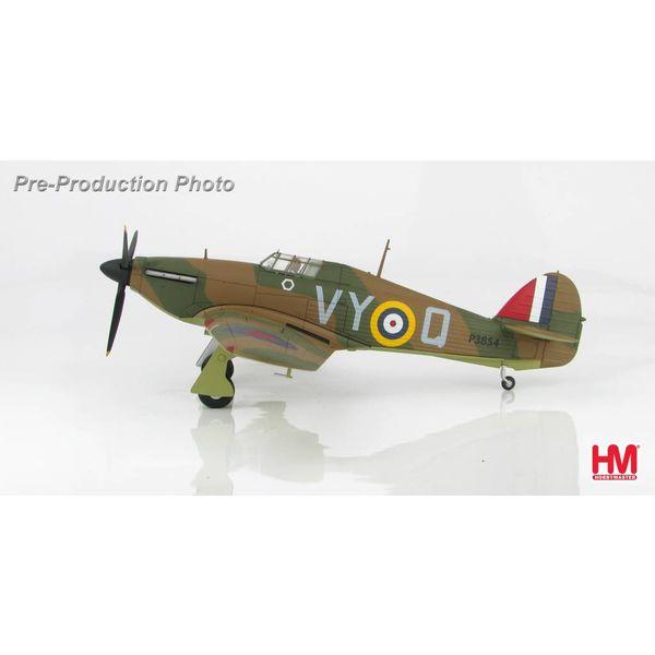 Hobby Master Hurricane MkI 85 Squadron RAF S/L Peter Townsend 1940 1:48