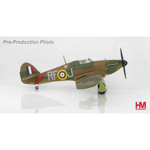 Hurricane MkI 303 Polish Squadron RAF F/L J.Kent 1940 1:48