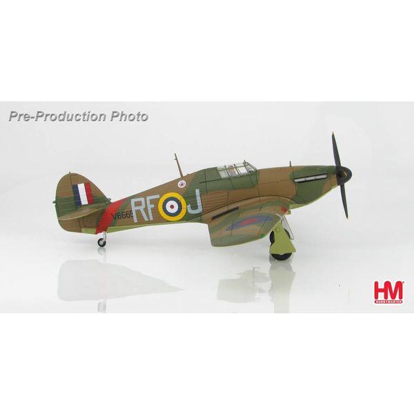 Hobby Master Hurricane MkI 303 Polish Squadron RAF F/L J.Kent 1940 1:48