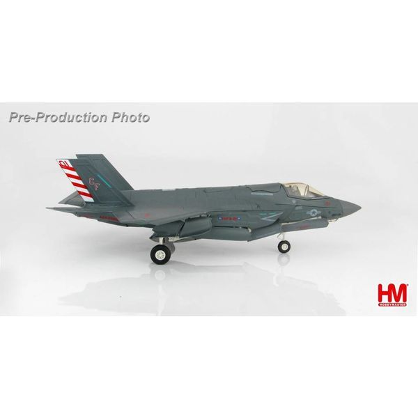 Hobby Master F35B Lightning II VMFA211 USMC 168732 CF-01 2017 1:72 with stand