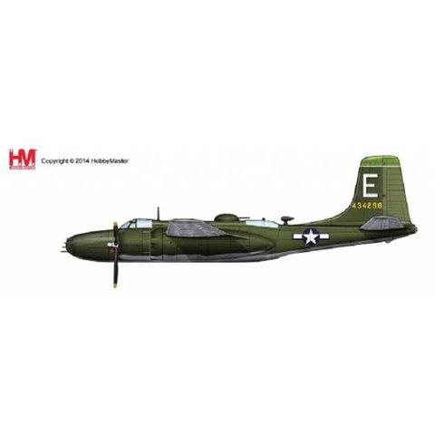 A26B Invader 89BS 3rd BG USAAF August 1945 1:72