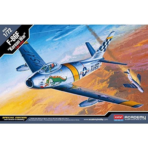Academy F86F Sabre 1:72 Re-issue