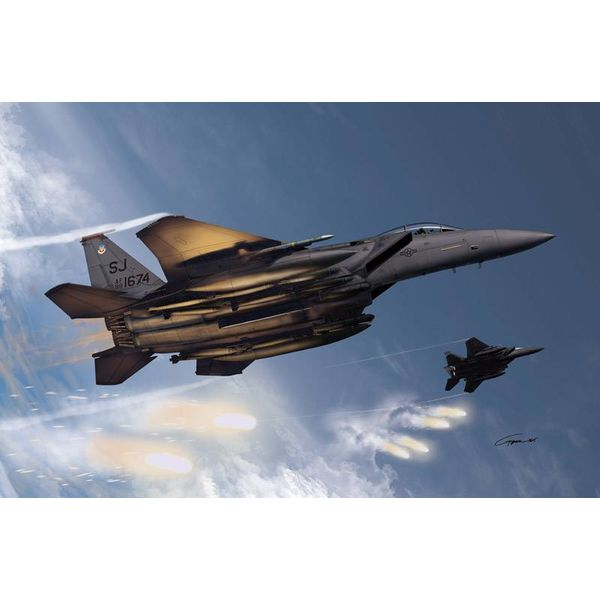 Academy F15E 333rd Fighter Squadron 1:72 New