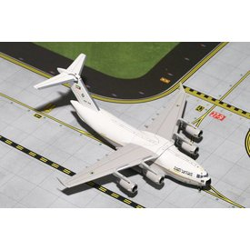 Gemini Jets C17A KUWAIT AIR FORCE WHITE 1:400
