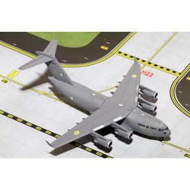 Gemini Jets C17A Globemaster III Indian Air Force 8003 1:400