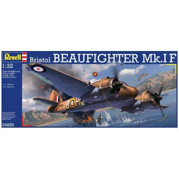BEAUFIGHTER MK1F 1:32 Scale Kit