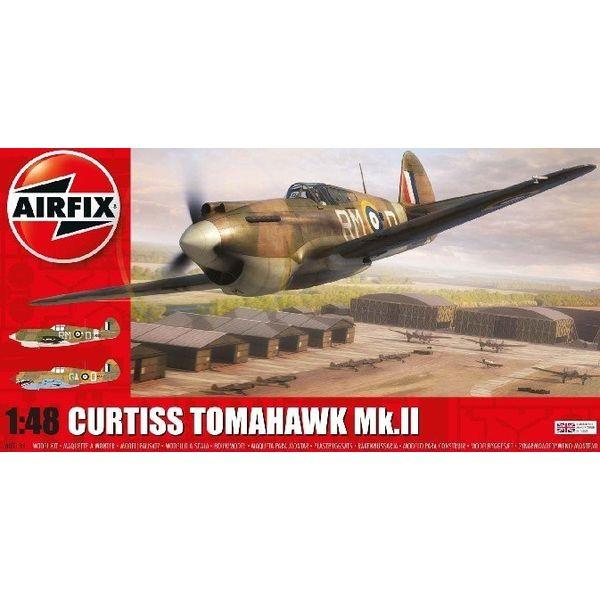 Airfix Curtiss Tomahawk MK.IIB 1:48