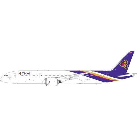 B787-9 Thai Airways HS-TWA 1:200 with stand
