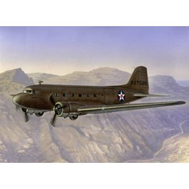 Special Hobby C33/C39 US ARMY(DC2) 1:72 SCALE KIT