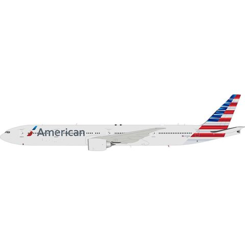 B777-300ER American Airlines 2013 Livery N730AN 1:200 with Stand