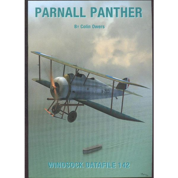 PARNALL PANTHER:WINDSOCK DATAFILE#142