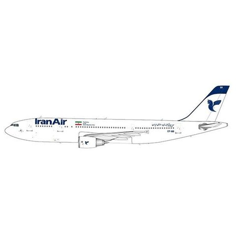 A300-600 Iran Air EP-IBB 1:200 with Stand++SALE++