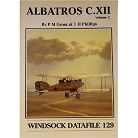 ALBATROS CXII: VOL.2: WINDSOCK DATAFILE #129