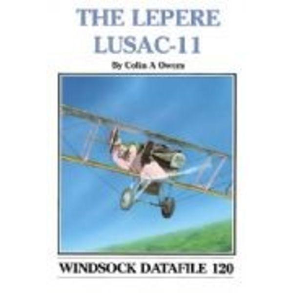 LEPERE LUSAC-11:WINDSOCK DATAFILE #120