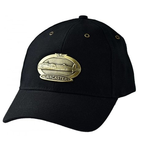 CAP BRASS LANCASTER BLACK