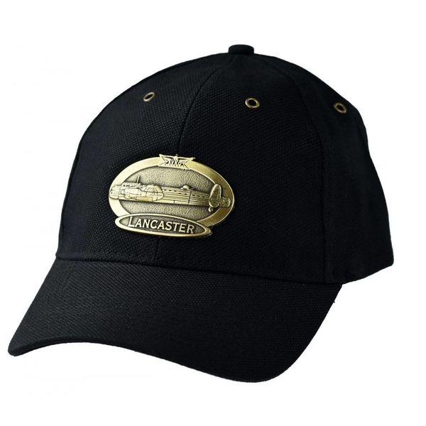 Labusch Skywear CAP BRASS LANCASTER BLACK