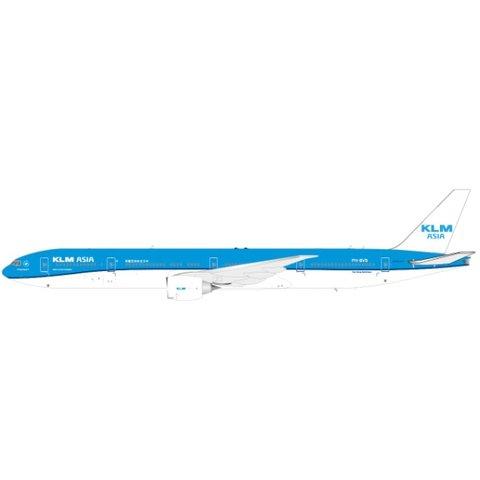 B777-300ER KLM Asia PH-BVB 1:200 with stand++SALE++