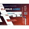 A380-800 Airbus House Airshow China 1:400