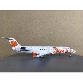 HYJL Wings CRJ200 Air Canada Jazz orange leaf C-FFJA 1:200