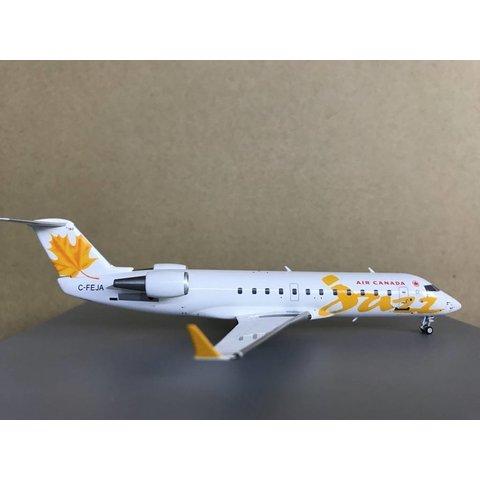 CRJ200 Air Canada Jazz old livery yellow maple leaf C-FEJA 1:200