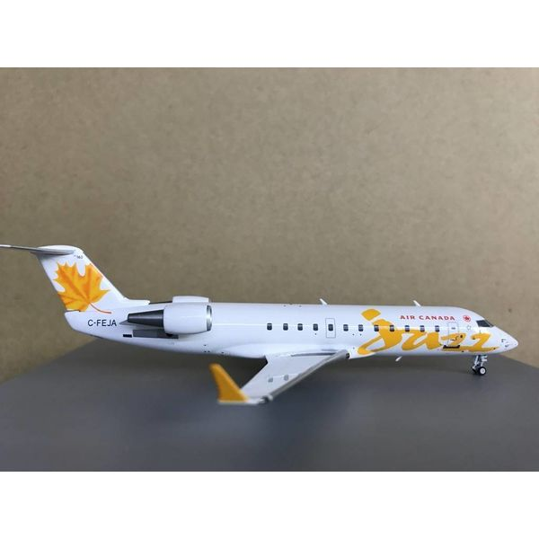 HYJL Wings CRJ200 Air Canada Jazz old livery yellow maple leaf C-FEJA 1:200