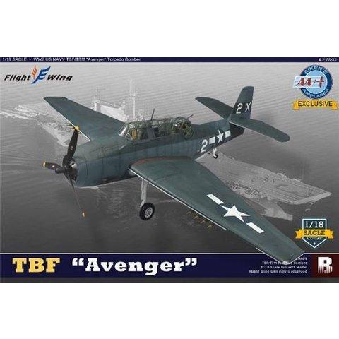 MERIT TBF AVENGER VT51 GEORGE BUSH X-2 1:18