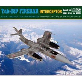 "BOBCAT BOBCAT Yakovlev Yak-28P ""Firebar"" 1:48"