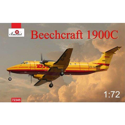 Beechcraft 1900C DHL 1:72 Kit