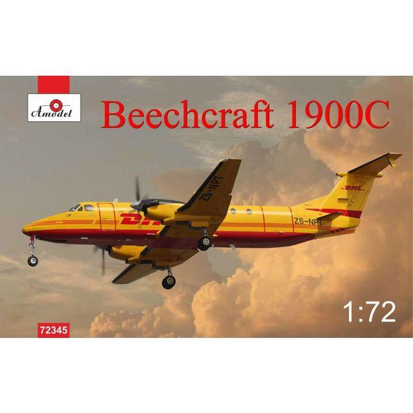 AMODEL Beechcraft 1900C DHL 1:72 Kit
