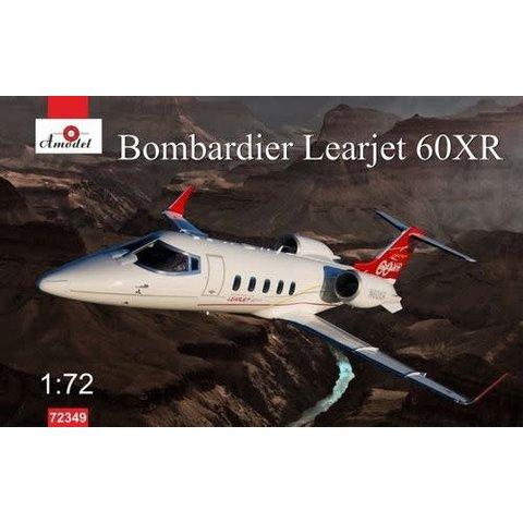 Bombardier Learjet 60XR 1:72 Kit
