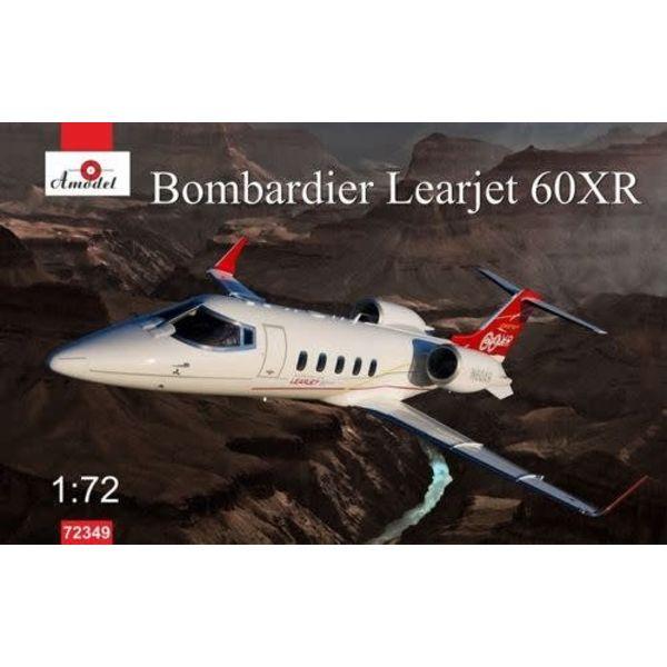 AMODEL Bombardier Learjet 60XR 1:72 Kit
