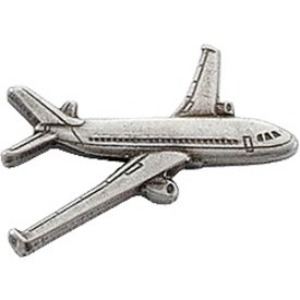 Johnson's Pin Airbus A320 Silver Oxide