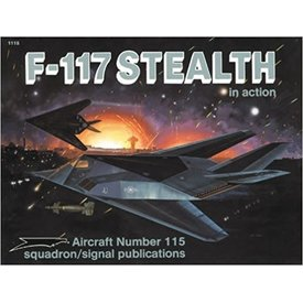 Squadron F117 Stealth: In Action #115 softcover**O/P**++SALE++