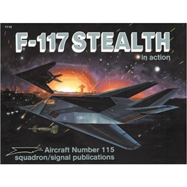 F117 STEALTH:IN ACTION #115 SC**O/P**