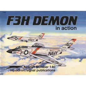 Squadron F3H Demon: In Action #140 softcover**O/P**++SALE++