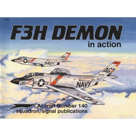 F3H DEMON:IN ACTION #140 SC**O/P**