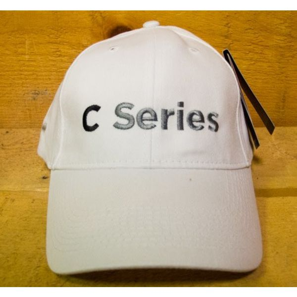 Bombardier CAP C Series Bombardier White