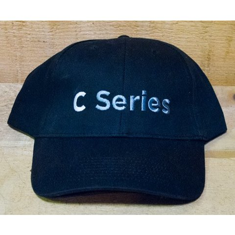 CAP C Series Bombardier Black