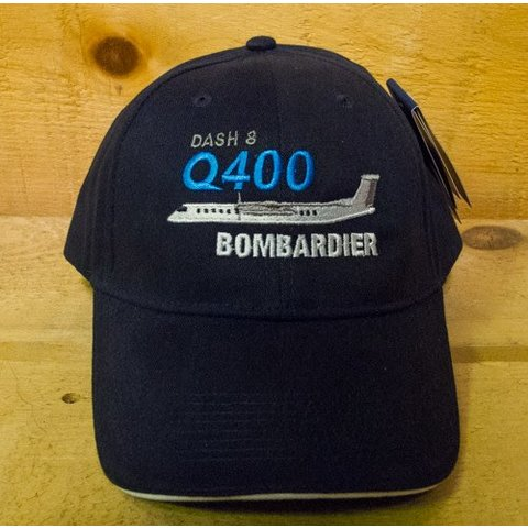 CAP dash8 Q400 Bombardier Navy