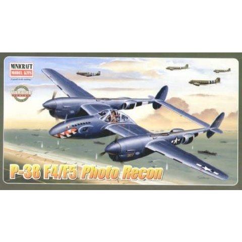 P38F-4/F-5 1:48 Photo-recon Kit