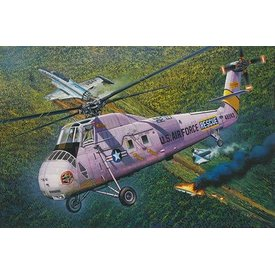 GALLERY KITS GALLERY HH34J USAF COMBAT RESCUE 1:48