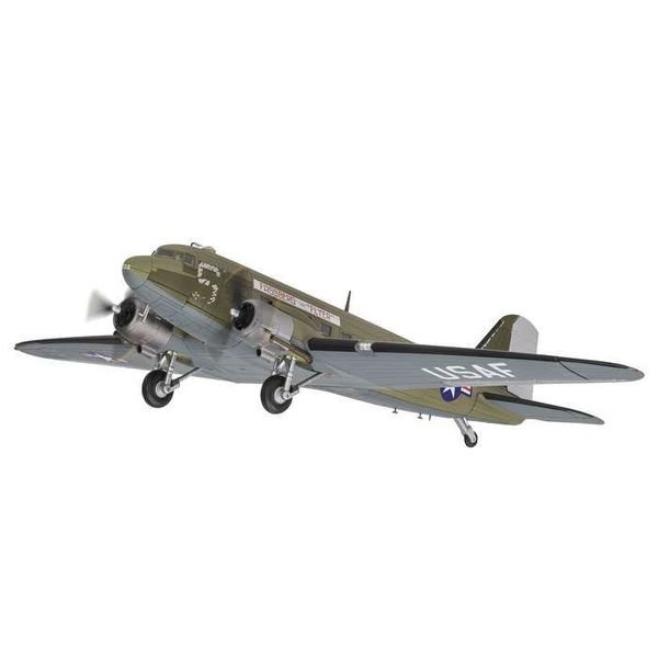 Corgi C47A Skytrain USAF Fassberg Flyer Berlin Airlift 315208 1:72 with stand