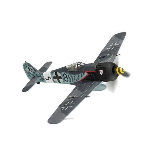 Corgi FW190A8/R2 II Staffel IV/JG3 Black 8 Willi Maximowitz 1:72 with stand