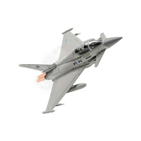 Typhoon T3 II (AC) Squadron RAF ZK380 1:72 with stand