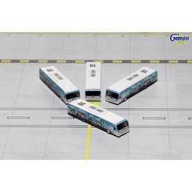Gemini Jets COBUS 3000 US Airways Greener 1:400 (4)