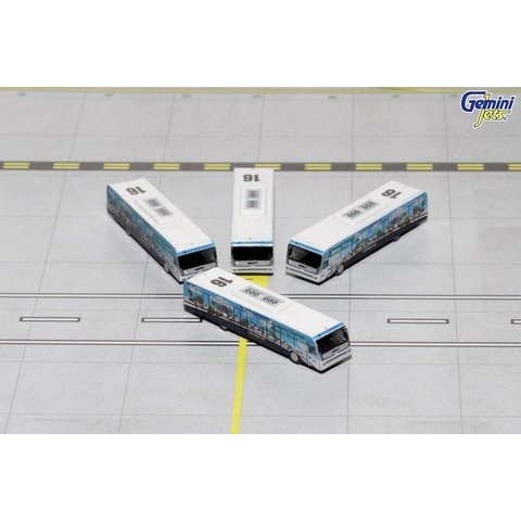 COBUS 3000 US Airways Greener 1:400 (4)